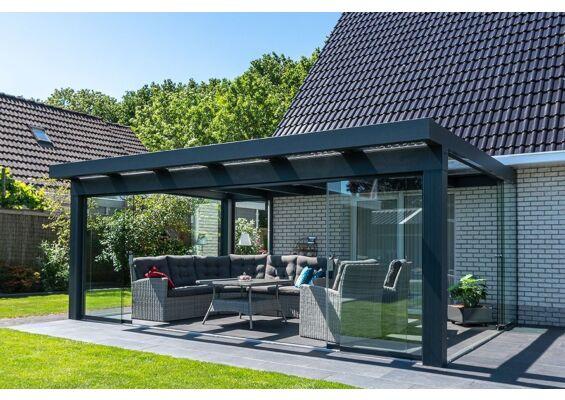 Aluxe Ultraline veranda 4000x4500