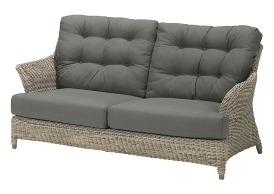4 Seasons Outdoor | Loungebank Valentine 2,5-zits | Pure