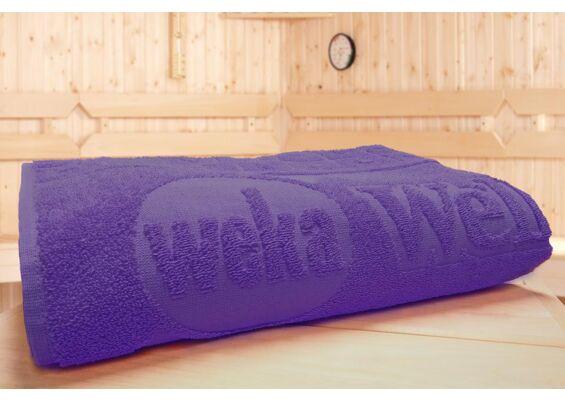 Weka | Sauna Handdoek 2 | Violet