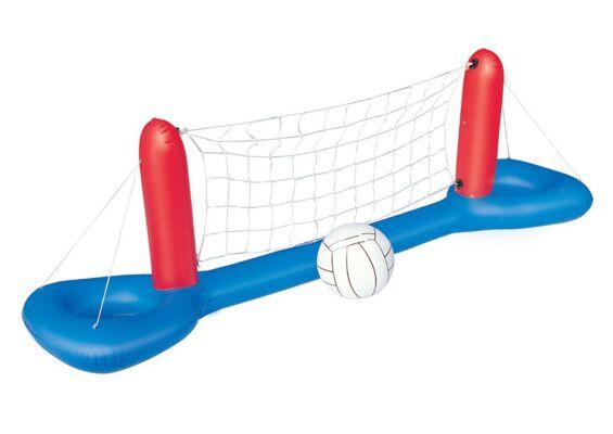 Bestway | Volleybalset Opblaasbaar 244 x 64 cm