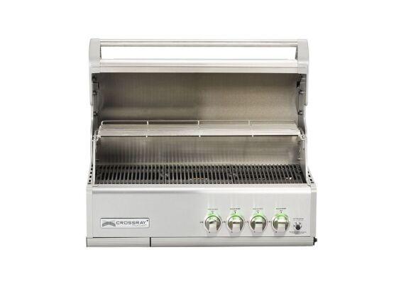 Heatstrip Crossray | Built in Barbecue C4 | 4 Burner 30mb