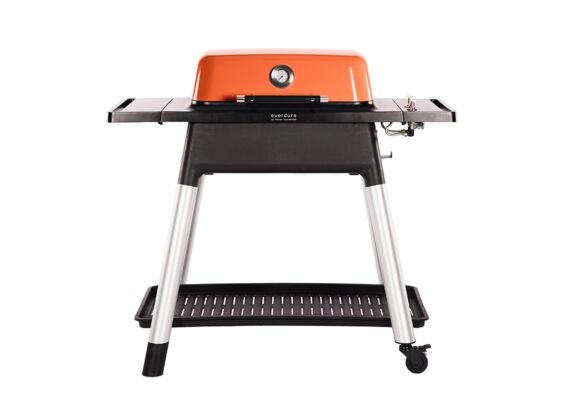 Everdure | Gas BBQ FORCE | Orange | Incl. Stand