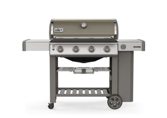 Weber | BBQ Genesis II E-410 GBS | Smoke Grey