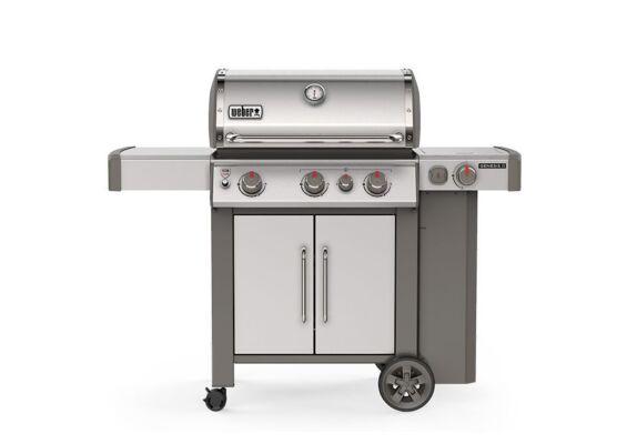 Weber | BBQ Genesis II SP-335 GBS  | RVS