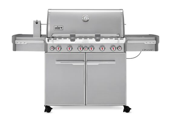 Weber | BBQ Summit S-670 GBS | RVS