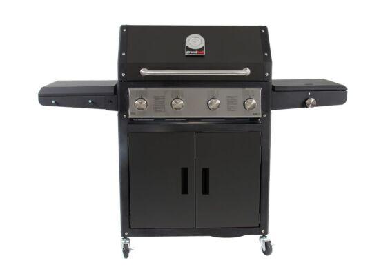 Grandhall | Barbecue Xenon 4 | Black