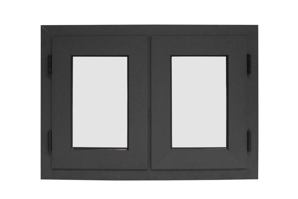 Fonteyn | Aluminium Raam Dubbel | 74 x 103 cm