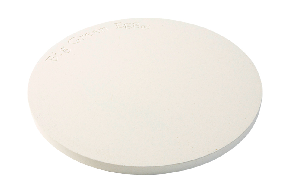 Big Green Egg | Flat Baking Stone | Small, Medium, Minimax