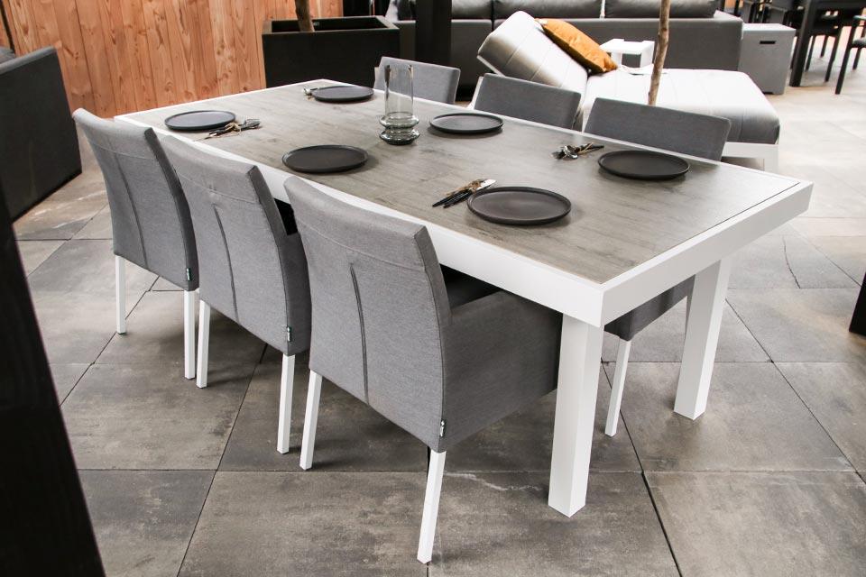 Fonteyn | Tuinset Savage | Grey Flanel