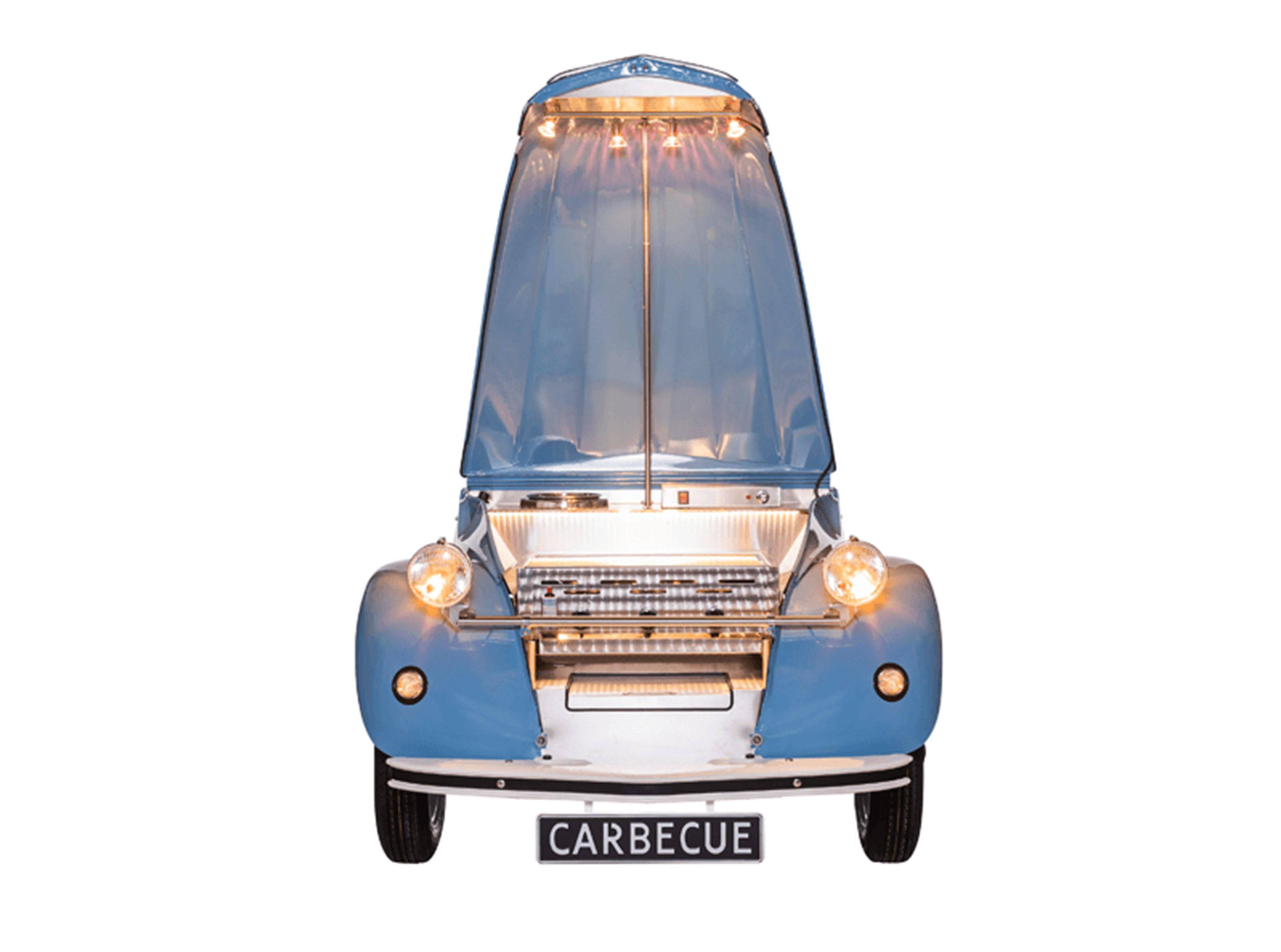 Carbecue | Citroën 2CV