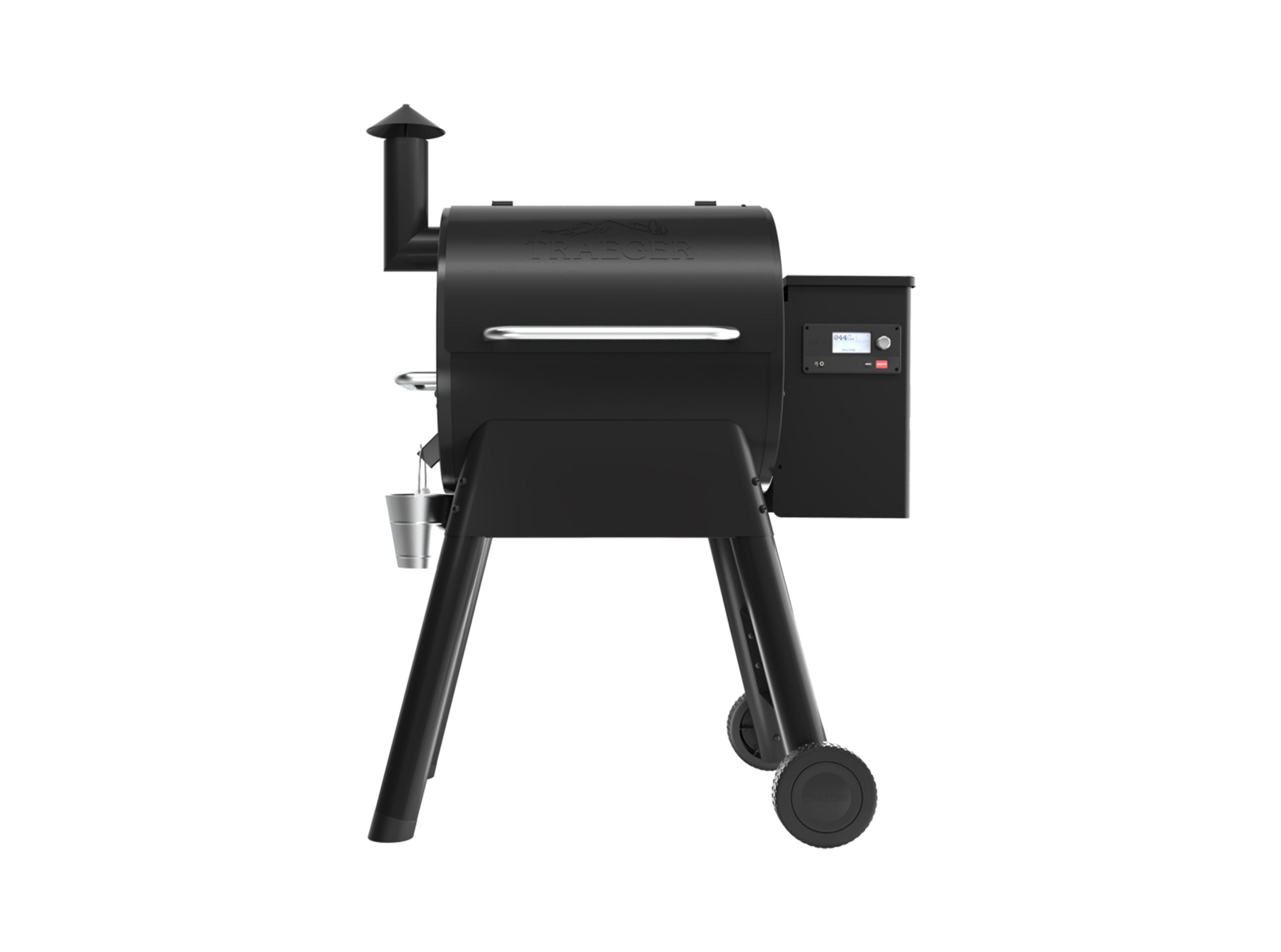 Traeger | Pro 575 Pelletgrill | Black