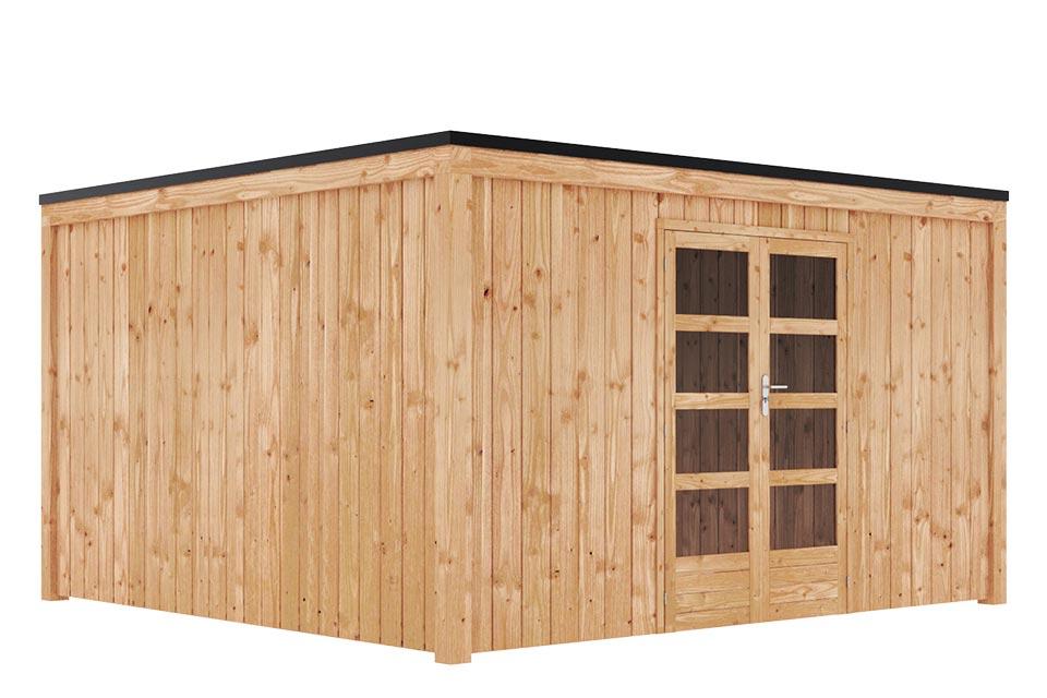 Duxwood   Tuinhuis Garden Design 120   400 x 400 cm   Douglas