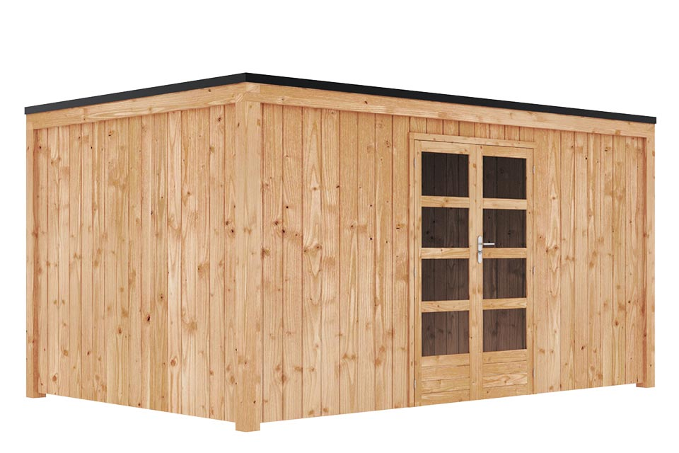 Duxwood | Tuinhuis Garden Design 120 | 450 x 300 cm | Douglas