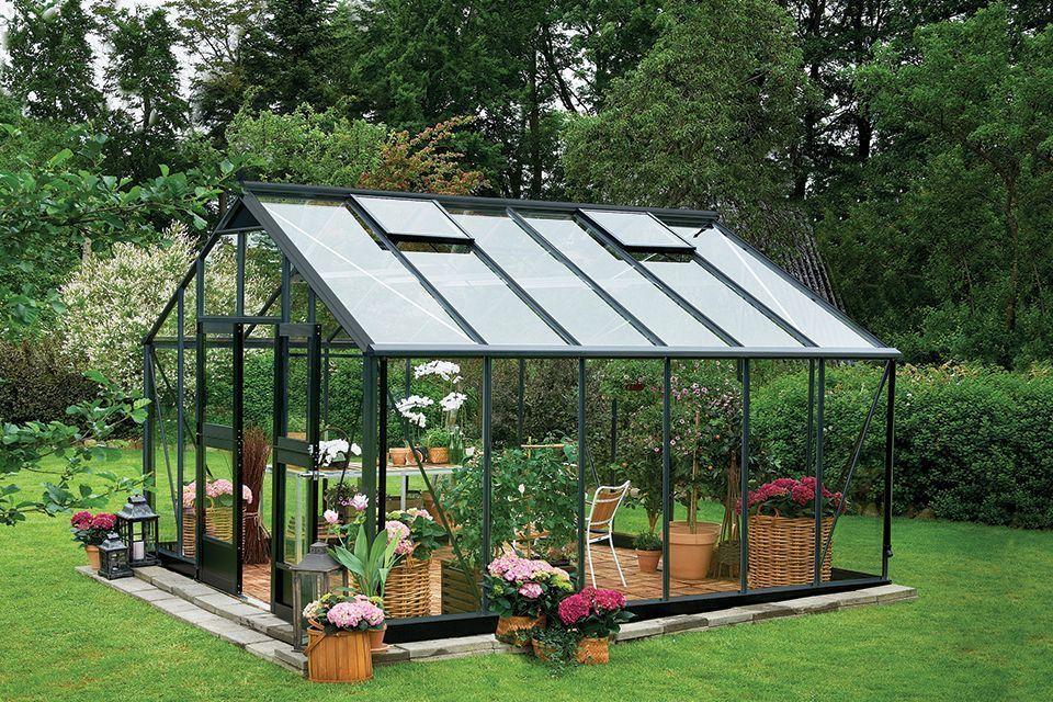 Royal Well   Tuinkas Gardener 161   Antraciet