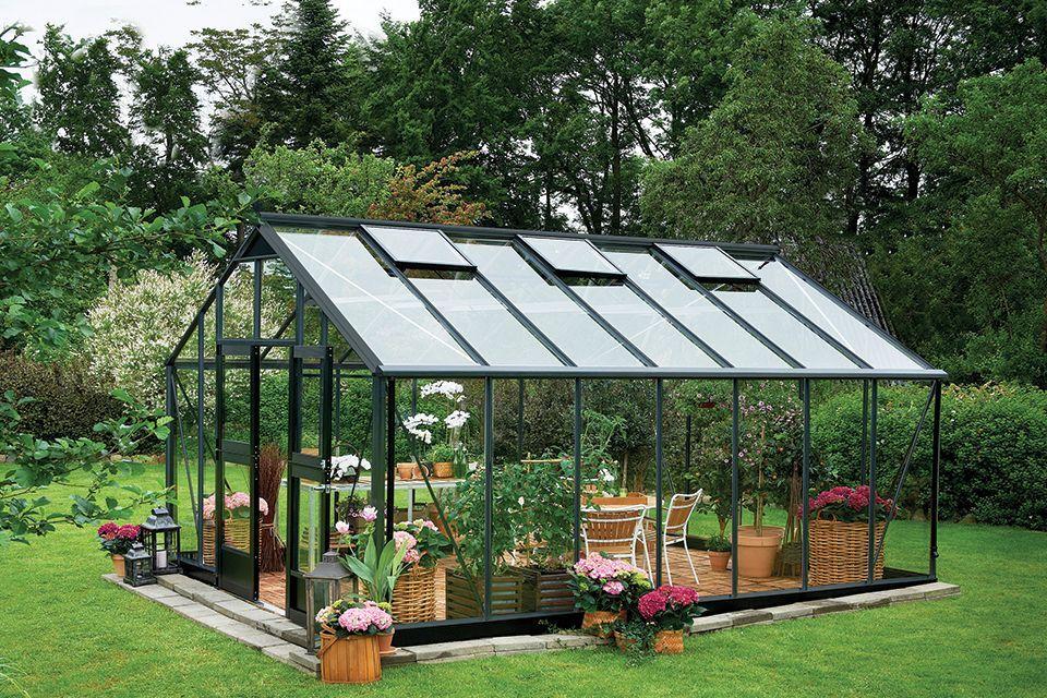Royal Well | Tuinkas Gardener 188 | Antraciet