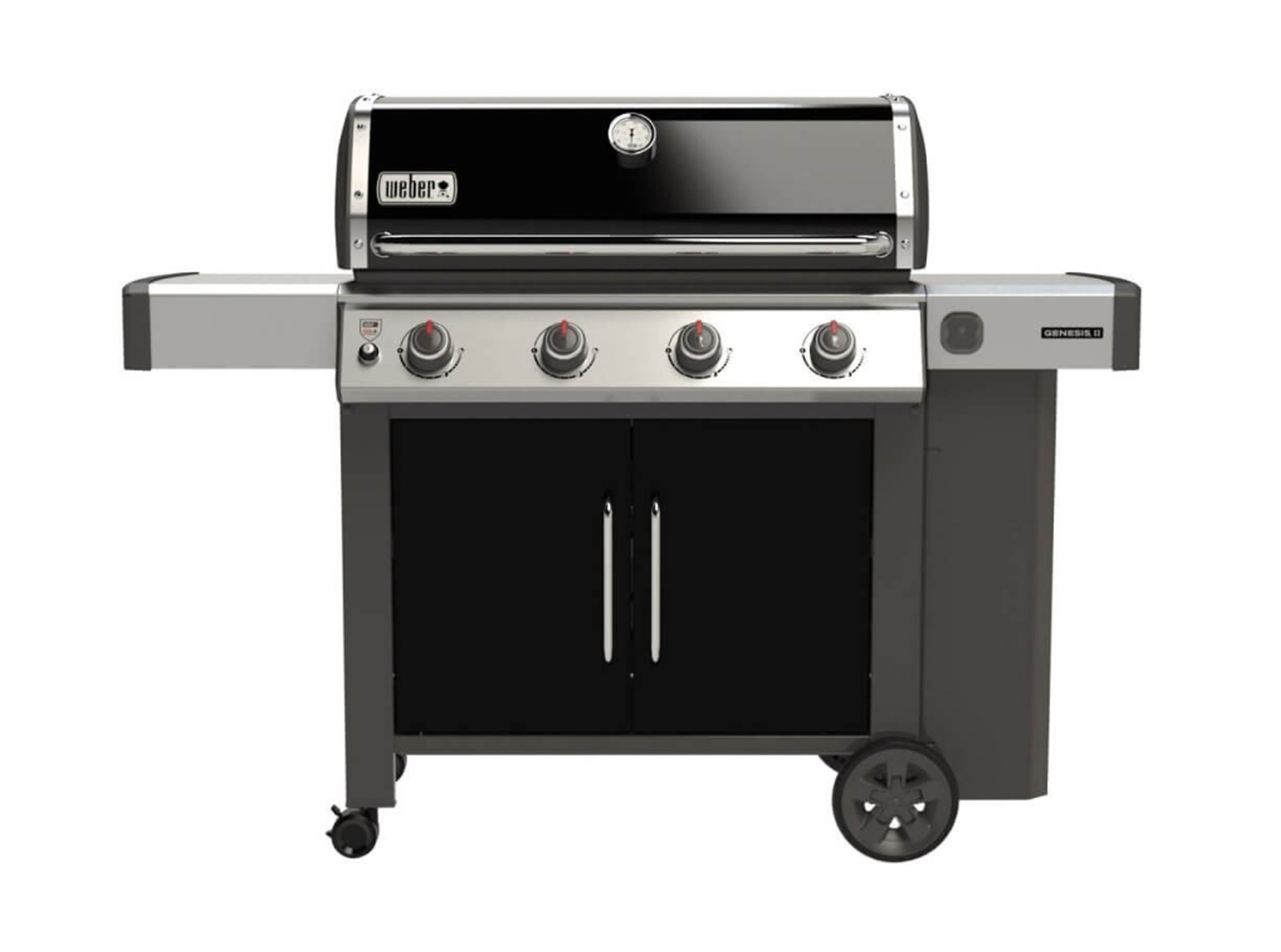 Weber | BBQ Genesis II E-415 GBS | Black