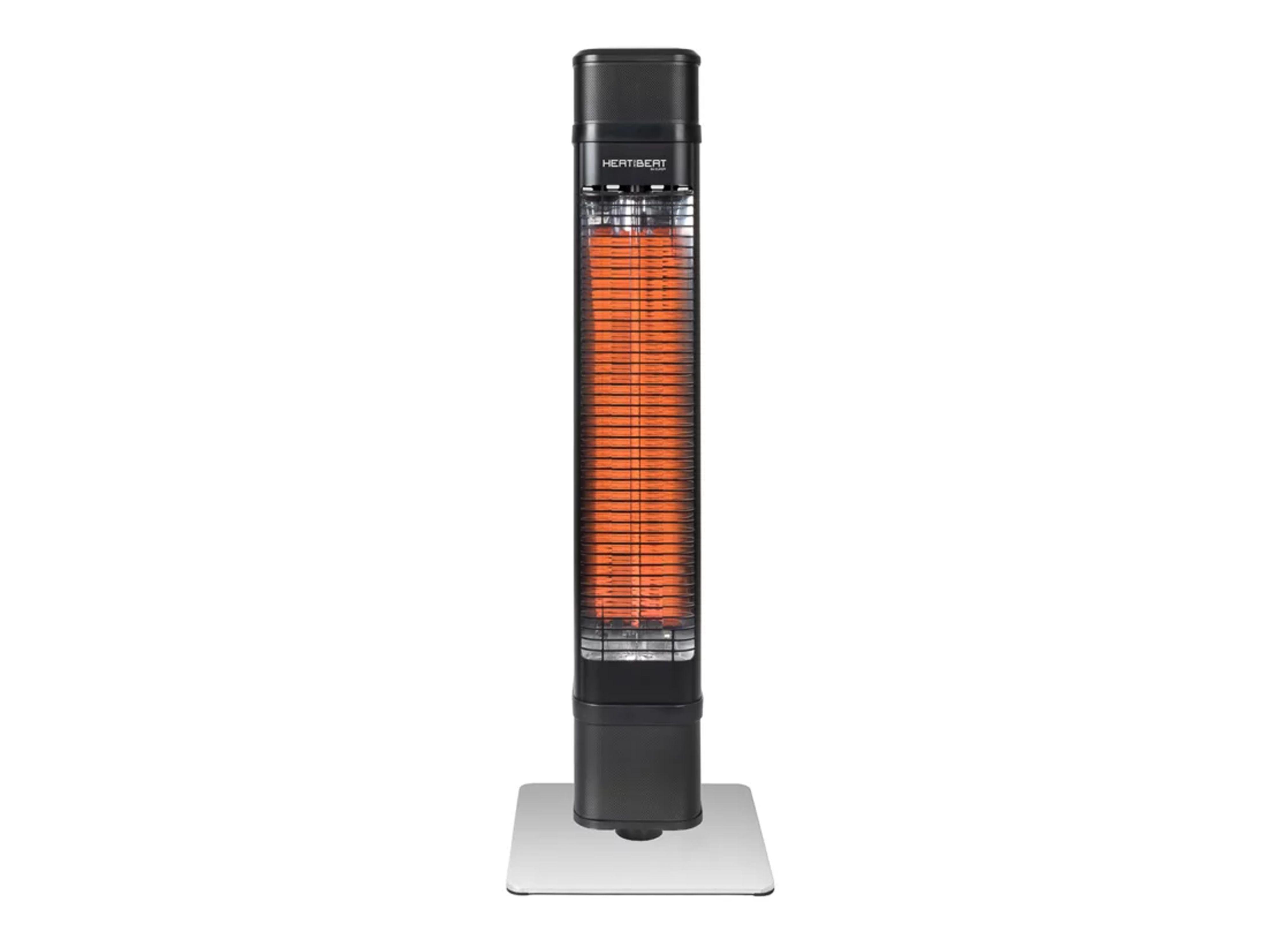 Eurom | Heat and Beat Tower 2200 | Infrarood Verwarming