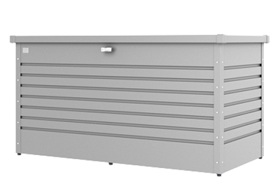 Biohort   HobbyBox 160   Zilver-Metallic