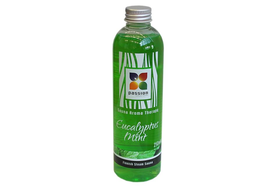 Passion Sauna - Aromatherapy - Eucalyptus-Mint