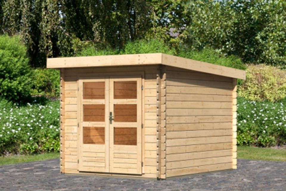 Woodfeeling   Tuinhuis Bastrup 4