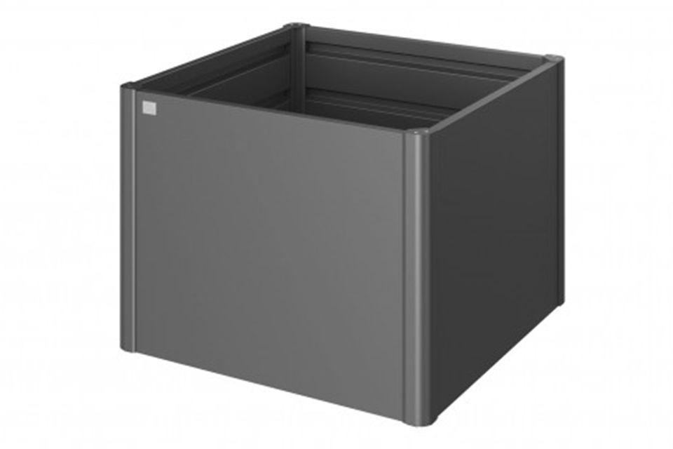 Biohort | Moestuinbox Gr. 1 x 1 | Donkergrijs-Metallic