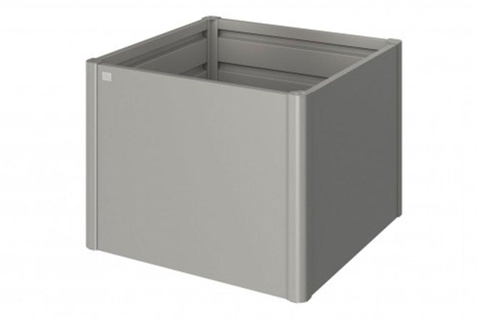 Biohort | Moestuinbox Gr. 1 x 1 | Kwartsgrijs-Metallic