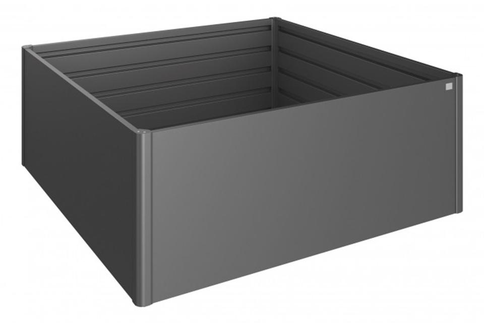 Biohort | Moestuinbox Gr. 2 x 2 | Donkergrijs-Metallic