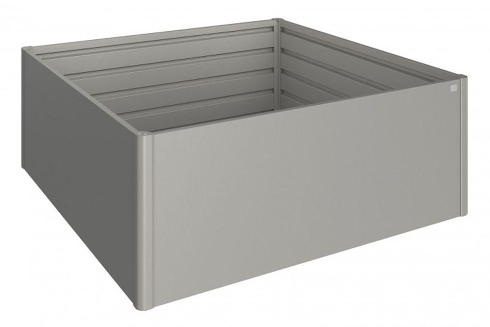 Biohort | Moestuinbox Gr. 2 x 2 | Kwartsgrijs-Metallic