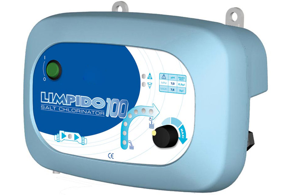 Zout elektrolyse systeem Limpido 60 m3