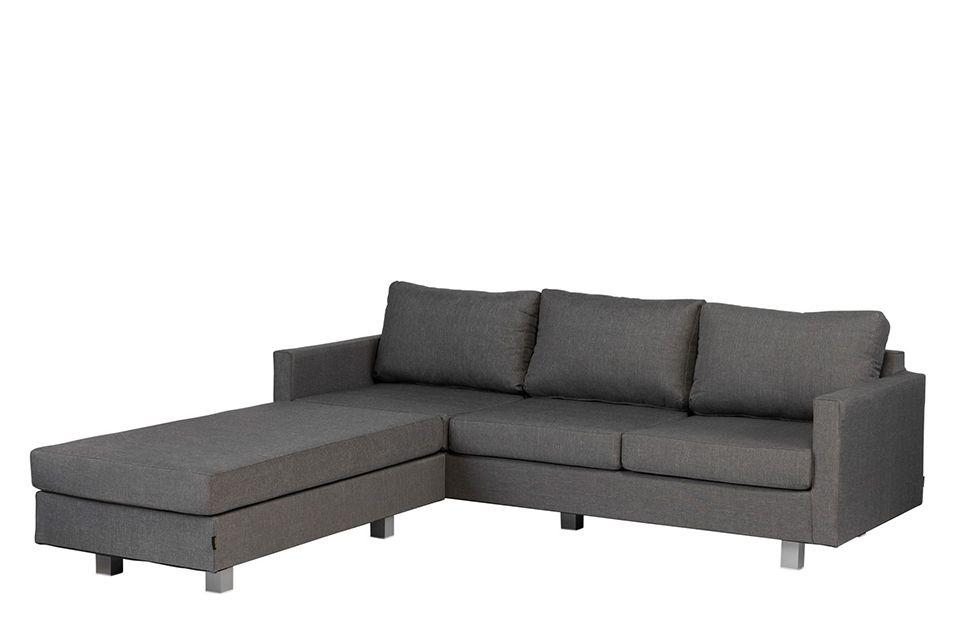 Exotan | Loungeset Bueno | Stone Grey