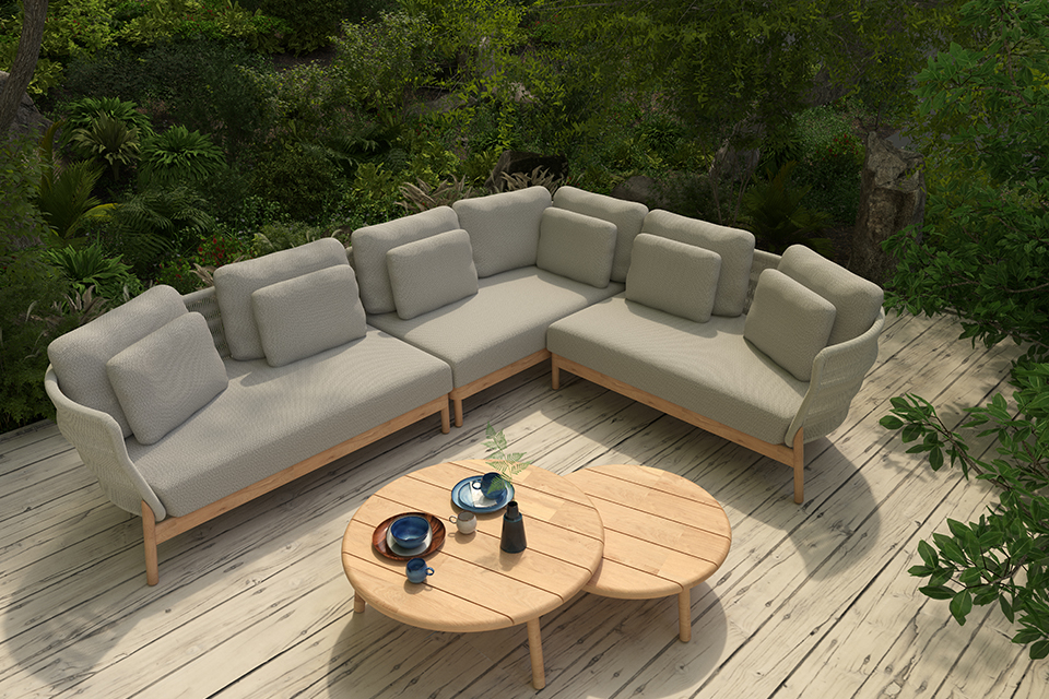 4 Seasons Outdoor | Loungeset Avalon