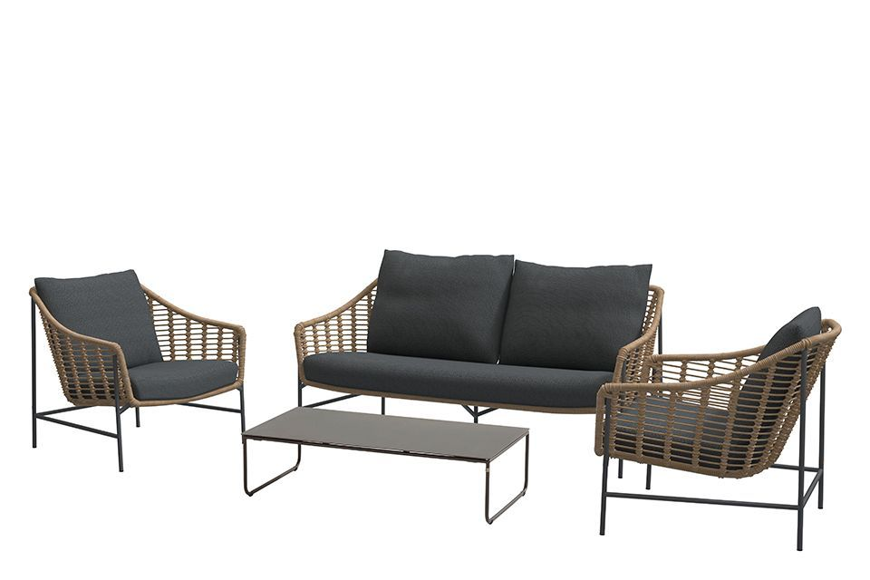4 Seasons Outdoor | Loungeset Timor