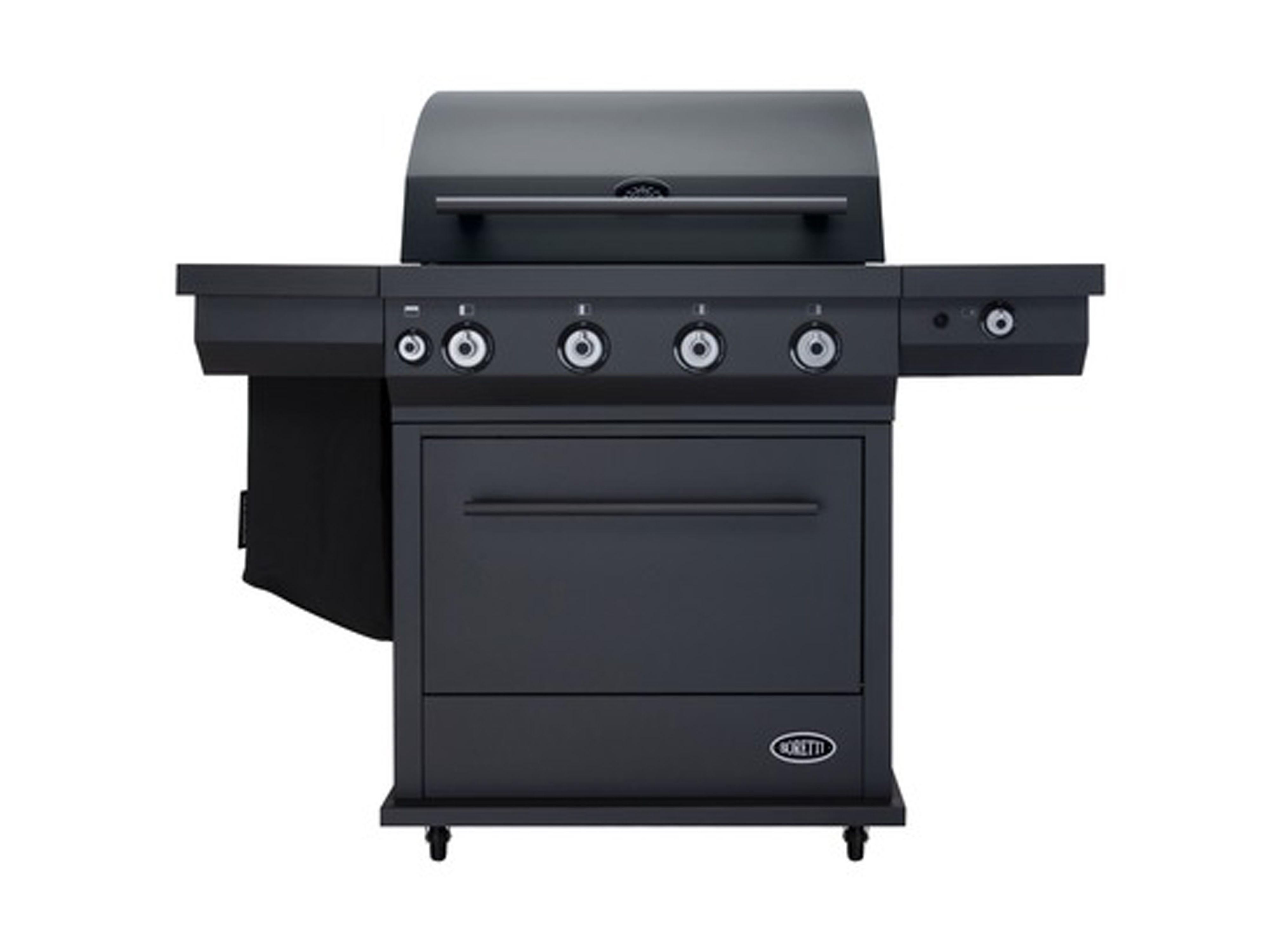 Boretti | Maggiore Antracite Outdoor Kitchen | Gas