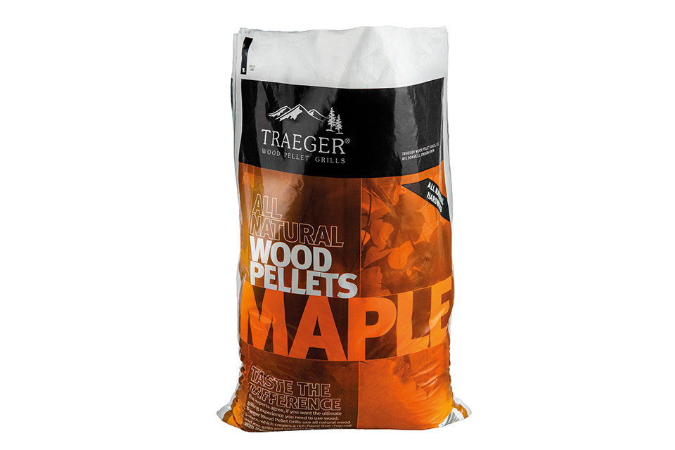 Traeger | Maple BBQ Pellets | 9 kg