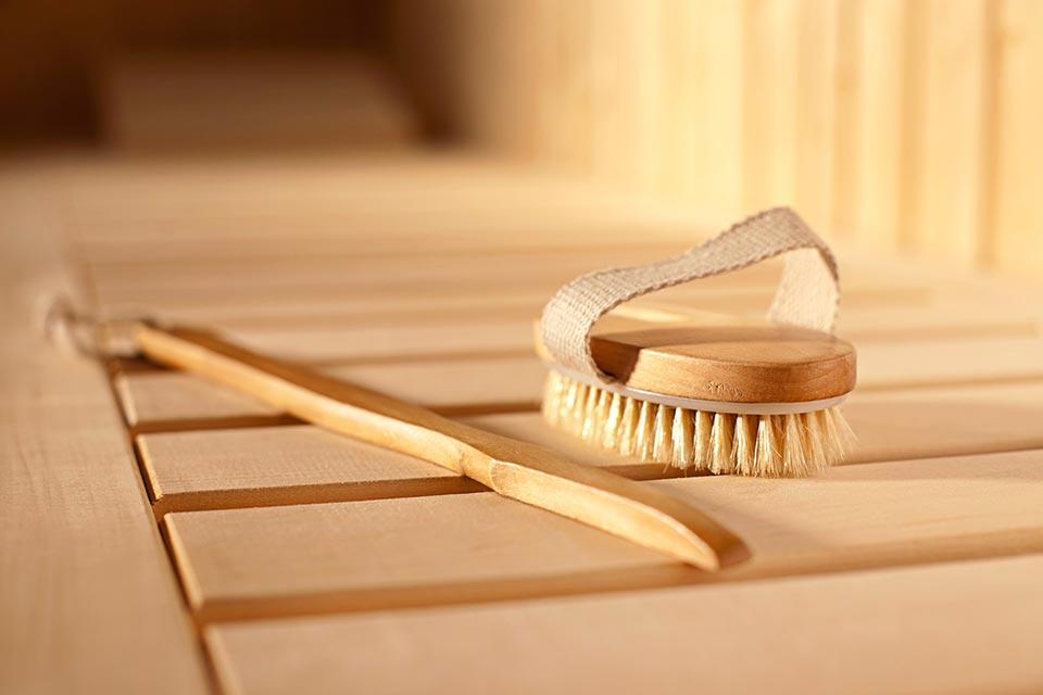 Weka | Rug Massageborstel