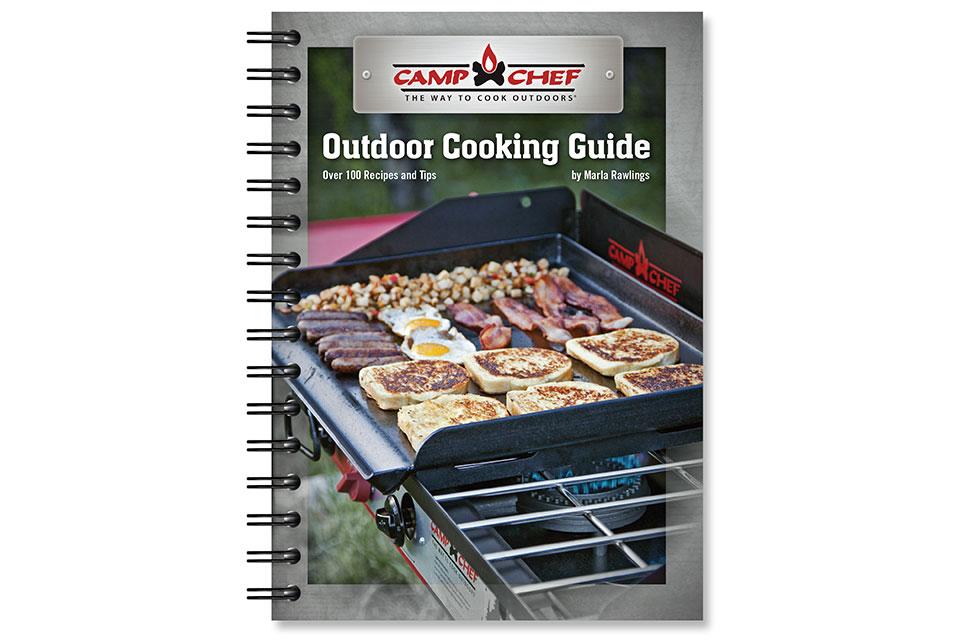 Camp Chef | BBQ Kookboek | Outdoor Cooking Guide (ENG)