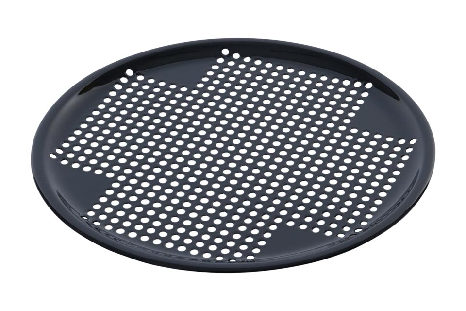 Big Green Egg | Perf. Cooking Grid Rond Ø 41cm | Large, XL, 2XL