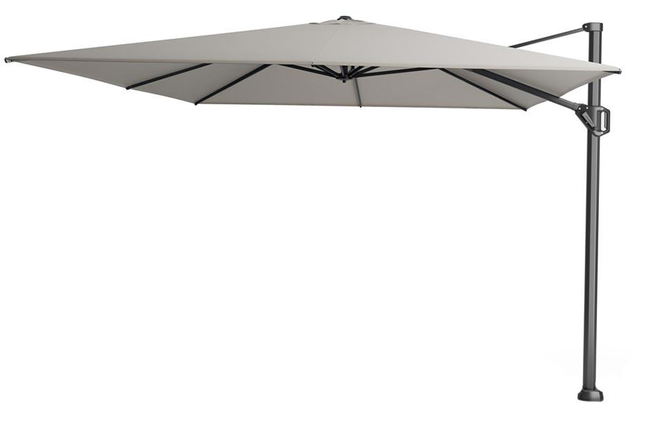 Platinum | Zweefparasol Challenger T¹ Premium 400 x 300 cm | Manhattan