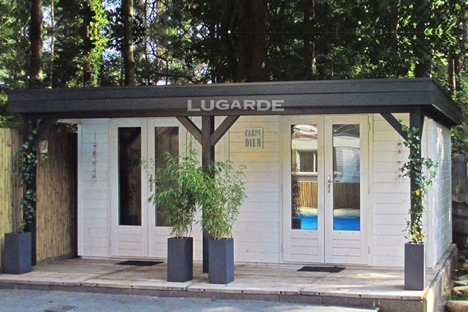 Lugarde Tuinhuis PR37