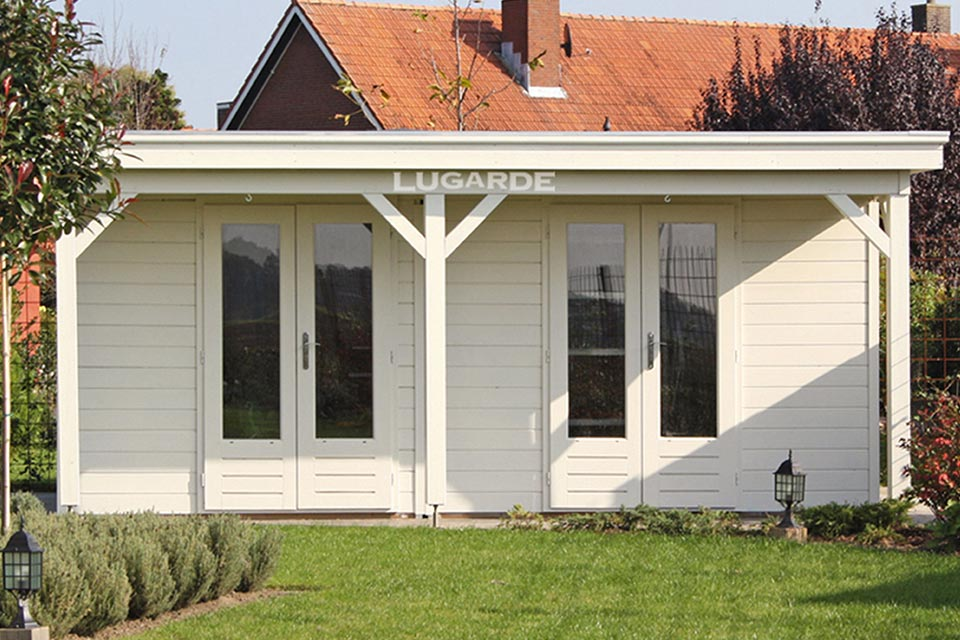 Lugarde Tuinhuis PR48