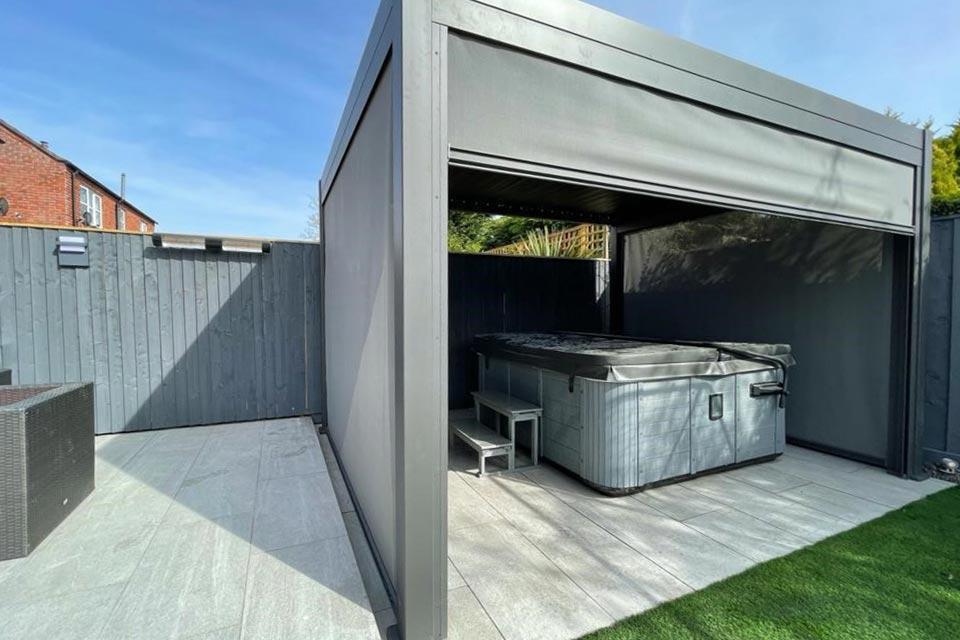 Fonteyn | Gordijn Rota 300 cm | Matt Royal Grey