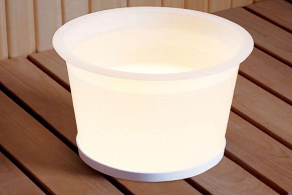 Harvia | Verlichte Opgietemmer 7 liter