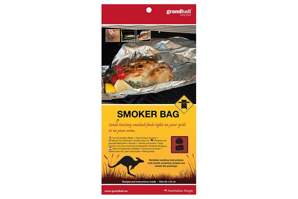 Grandhall | Smokerbag | Whiskey-Eiken