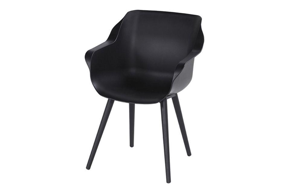 Hartman   Tuinstoel Sophie Studio   Carbon Black