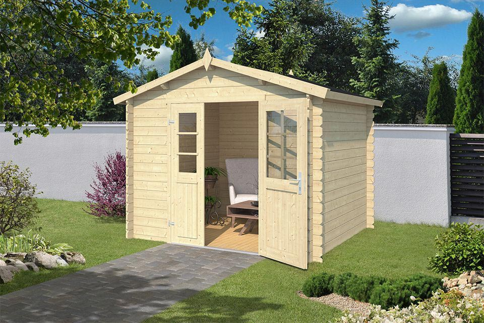 Outdoor Life Products | Tuinhuis Talinn 250 x 220