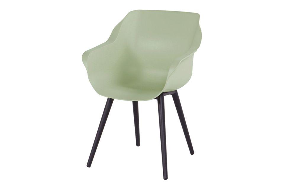 Hartman   Tuinstoel Sophie Studio 2 stuks   French Green
