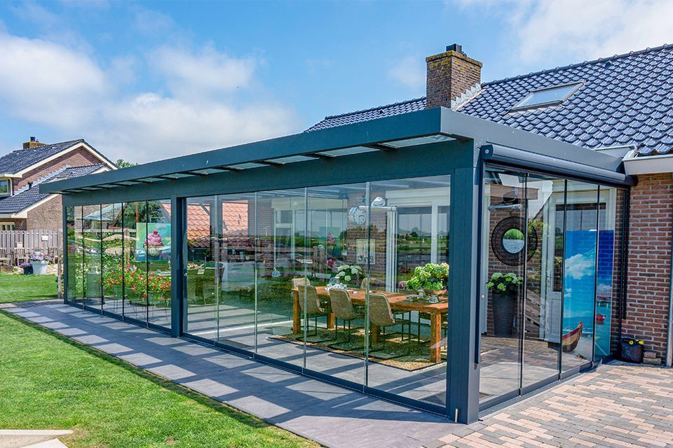 Aluxe Ultraline veranda 5000x4000