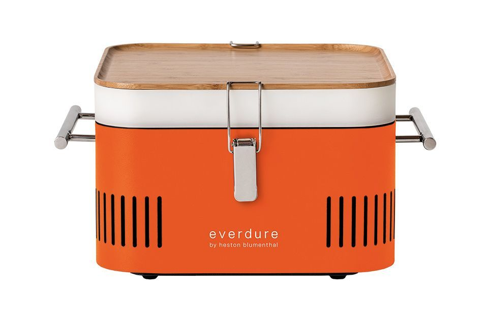 Everdure | Cube Houtskool BBQ | Oranje