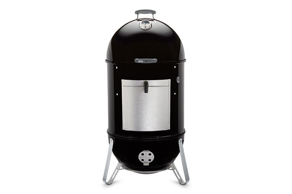 Weber | BBQ Smokey Mountain Cooker | Ø 57cm | Black
