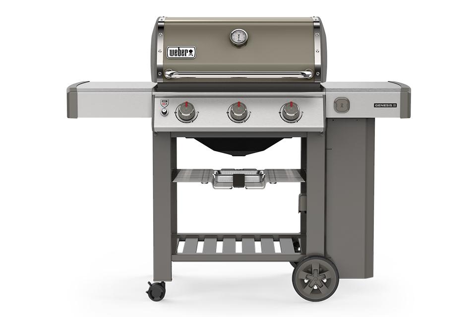 Weber | BBQ Genesis II E-310 GBS | Smoke Grey